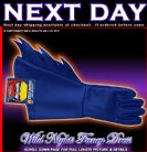 FANCY DRESS GLOVES ~ BOYS BRAVE & BOLD BATMAN GUANTLETS
